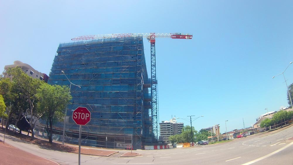 Darwin's property bubble about to burst